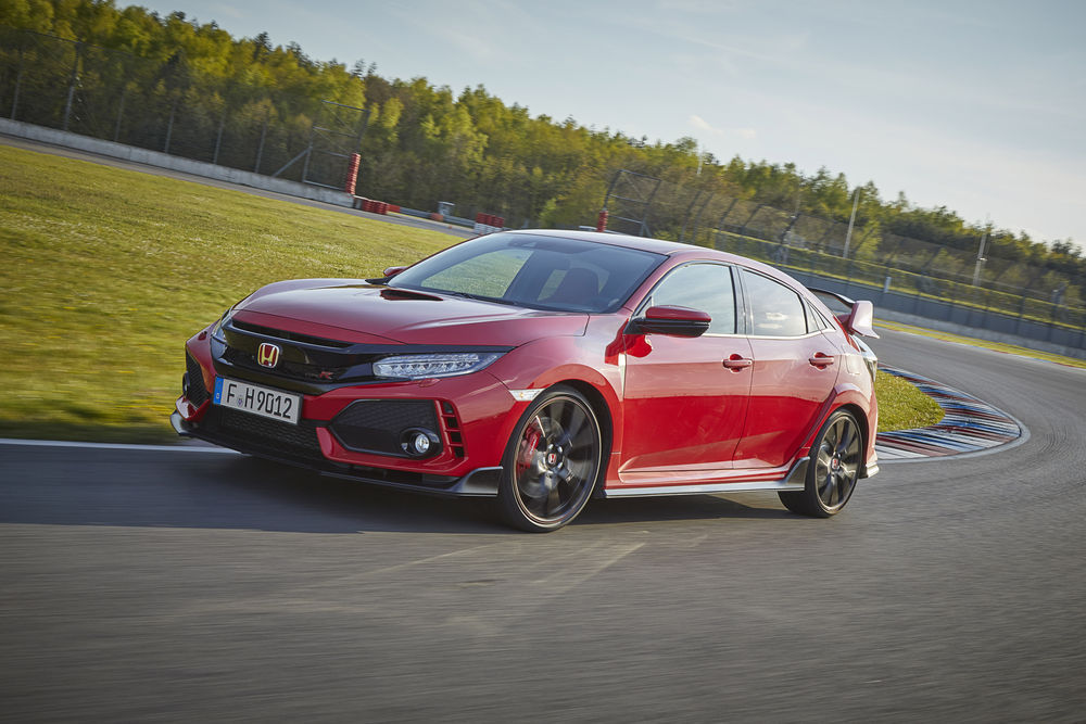 Video: Honda Civic Type R 2017