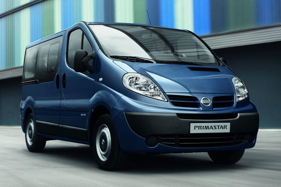 Nissan Primastar vajab rooliratta vahetust