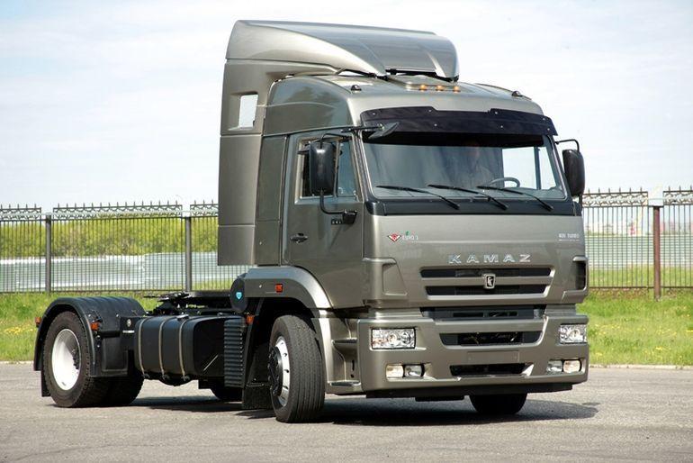 Daimler võib saada kontrolli Kamaz'i üle