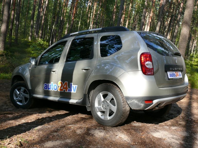 all terrain vehicle dacia duster test drives news. Black Bedroom Furniture Sets. Home Design Ideas