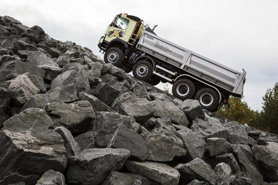 Volvo Trucks toob turule roomekäikudega käigukasti I-Shift