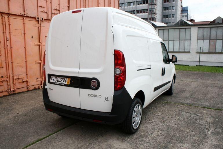 Fiat Doblo Cargo Maxi XL Foto Fiat