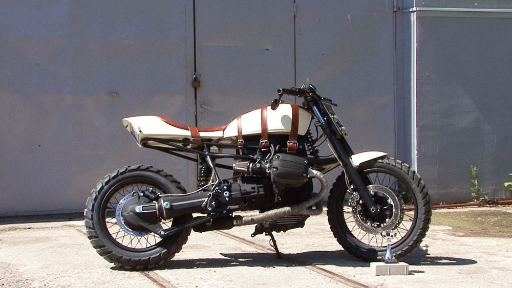 Bike Motors - BMW Dirt Tracker