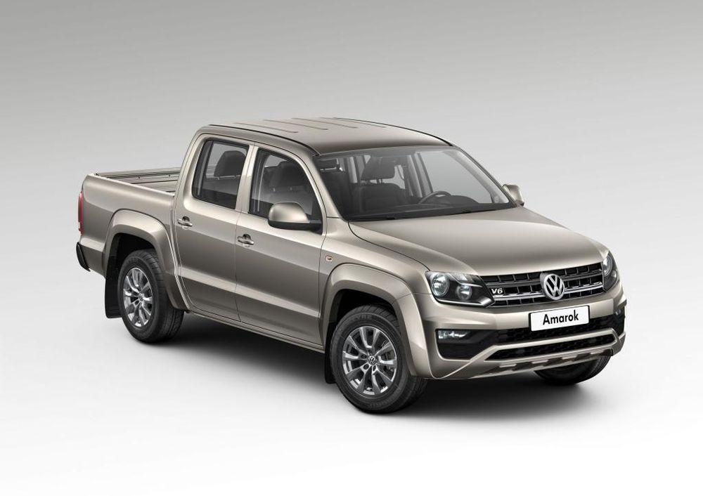 Volkswagen amarok tekniset tiedot