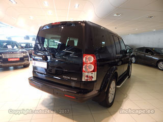 Land Rover Discovery 4 HSE 3.0 155kW