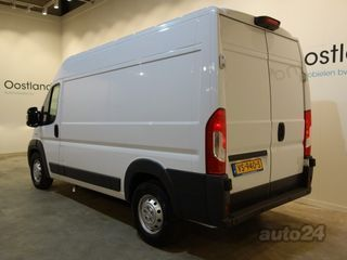 Fiat Ducato 35 H 3.0 Natural Power L2H2 CNG 3.0 Natural Power 100 KW CNG 100kW