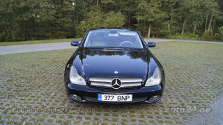 Mercedes-Benz CLS 320 Facelift 3.0 V6 165kW
