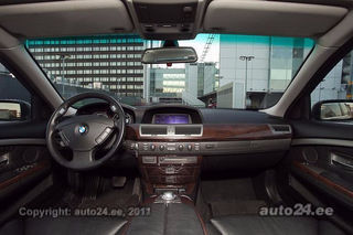 BMW 735 I 3.6 E65 200kW