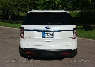 Ford Explorer V6 Limited 3.5 V6 216kW
