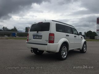 Dodge Nitro R/T 201HP 2.8 150kW