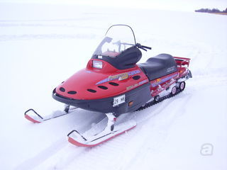 Lynx Forest Fox rotax 59kW