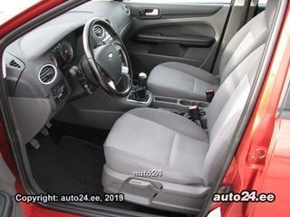 Ford Focus 1.8 92kW