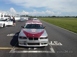 BMW 325 CUP/ Extreme Race ringrajaauto 2.5 R6 143kW