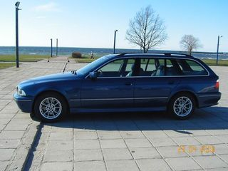 BMW 530d Touring Edition Exclusive/Steptronic 3.0 142kW - auto24.ee
