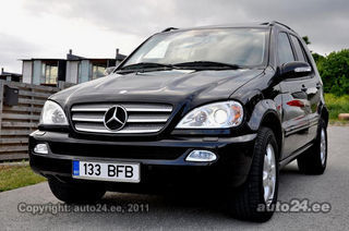 Mercedes-Benz ML 400 CDI Special Edition 4.0 184kW