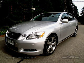 Lexus GS 430 LUXURY LINE DISTRONIC MARK LEVINSON 4.3 208kW