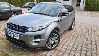 Land Rover Range Rover Evoque 2.2 D5T2 140kW