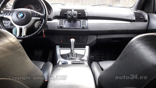 BMW X5 Sportpakett 3.0 135kW
