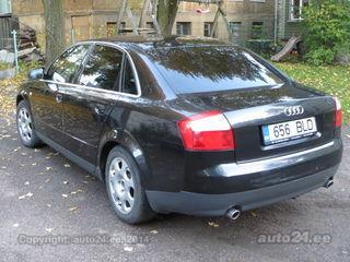 Audi A4 Quatro 3.0 V6 162kW