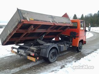 Ford Cargo 0813 6.0 98kW
