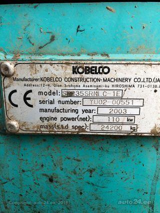 Kobelco SK 235