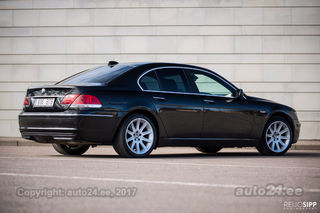 BMW 730 Facelift 3.0 170kW