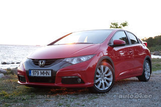 Honda Civic Executive 1.8 104kW