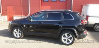Jeep Cherokee Limited 2.2 147kW