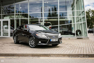 Lexus ES 300 Hybrid Executive 2.5 116kW