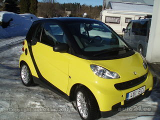 Smart Fortwo 1.0 R3 52kW