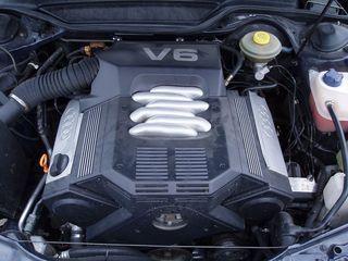 audi 100 c4 2.6 двигатель