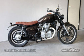 Honda CX 500 C Custom 0.5 v2 37kW