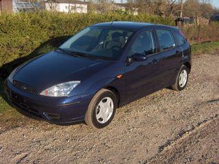 Ford Focus Ambiente 1.8 TD-DI 66kW