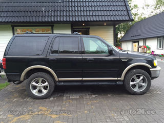 Ford Expedition Eddie Bauer 5.4 160kW
