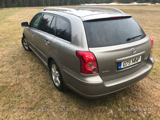 Toyota Avensis 2.2 D-4D 110kW