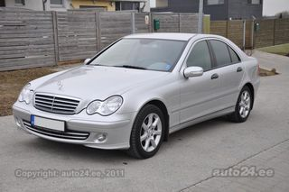 Mercedes-Benz C 180 1.8 105kW