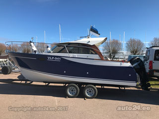 Britamarine A23 1.7 Mercury Verado 200
