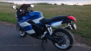 BMW K 1200 S 123kW