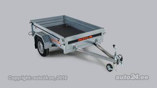 Respo Kastihaagis 2.00x1.25m 750kg PLH - poordiga 0.33m