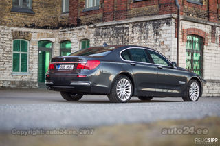 BMW 730 M-Pakett 3.0 180kW