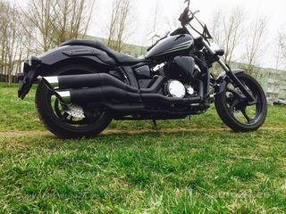 Yamaha XVS 1300 Custom V2 53kW