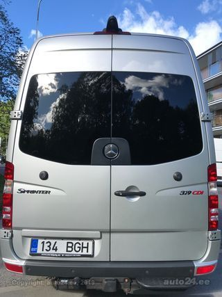 Mercedes-Benz Sprinter 3.0 140kW