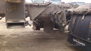 DAF XF 105 460 BDF 970-1320 340kW