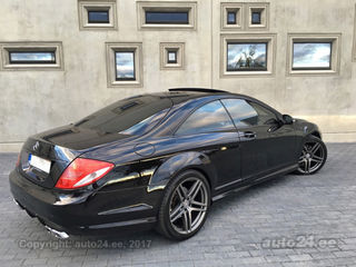 ... Mercedes Benz CL 500 AMG 63 Optic 5.5 V8 285kW ...