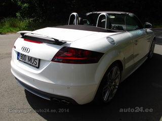 Audi TTS Quattro Cabriolet 2.0 R4 200kW
