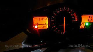 Suzuki GSR 600 0.6 R4 72kW