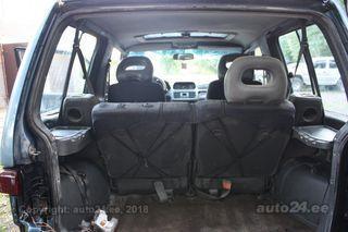 Mitsubishi Pajero 3.0 V6 110kW
