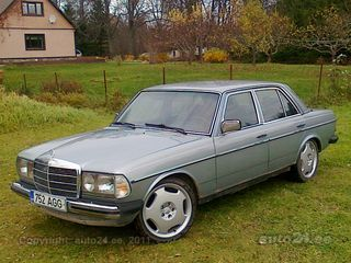 Mercedes-Benz 230 2.3 r4 100kW