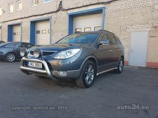 hyundai ix55 parts