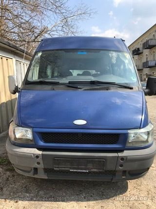 Ford Transit Long 2.4 102kW